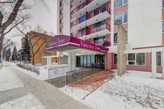 Photo 1: 706 11007 83 Avenue NW in Edmonton: Zone 15 Condo for sale : MLS®# E4140820
