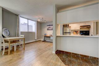 Photo 9: 706 11007 83 Avenue NW in Edmonton: Zone 15 Condo for sale : MLS®# E4140820