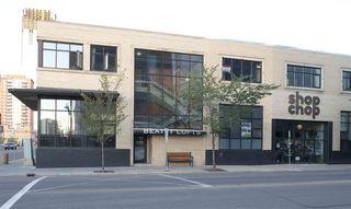 Photo 3: 201 10265 107 Street in Edmonton: Zone 12 Condo for sale : MLS®# E4135484