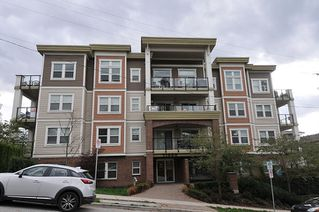 """Main Photo: 303 11580 223 Street in Maple Ridge: West Central Condo for sale in """"RIVERS EDGE"""" : MLS®# R2342412"""
