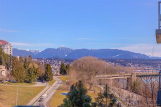 """Photo 14: 706 125 COLUMBIA Street in New Westminster: Downtown NW Condo for sale in """"NORTHBANK"""" : MLS®# R2345395"""