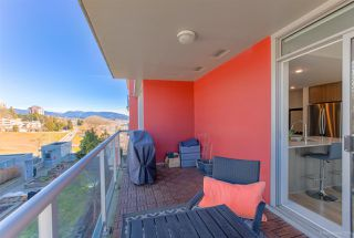 """Photo 12: 706 125 COLUMBIA Street in New Westminster: Downtown NW Condo for sale in """"NORTHBANK"""" : MLS®# R2345395"""