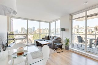 """Photo 9: 706 125 COLUMBIA Street in New Westminster: Downtown NW Condo for sale in """"NORTHBANK"""" : MLS®# R2345395"""