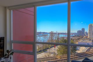 """Photo 10: 706 125 COLUMBIA Street in New Westminster: Downtown NW Condo for sale in """"NORTHBANK"""" : MLS®# R2345395"""