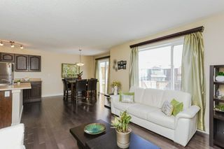 Photo 2: 6032 SUNBROOK Landing: Sherwood Park House Half Duplex for sale : MLS®# E4146361
