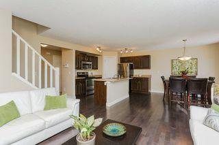Photo 4: 6032 SUNBROOK Landing: Sherwood Park House Half Duplex for sale : MLS®# E4146361