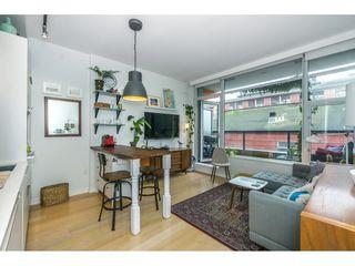 Photo 3: 309 123 W 1ST Avenue in Vancouver: False Creek Condo for sale (Vancouver West)  : MLS®# R2347445