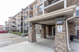 Photo 2: 427 6076 SCHONSEE Way in Edmonton: Zone 28 Condo for sale : MLS®# E4149273