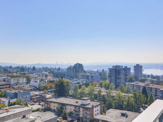 "Photo 12: 1606 1320 CHESTERFIELD Avenue in North Vancouver: Central Lonsdale Condo for sale in ""Vista Place"" : MLS®# R2355353"