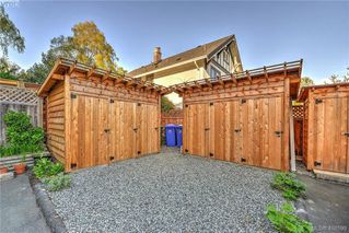 Photo 20: E 353 Linden Ave in VICTORIA: Vi Fairfield West Row/Townhouse for sale (Victoria)  : MLS®# 812014