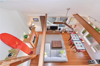 Photo 10: E 353 Linden Ave in VICTORIA: Vi Fairfield West Row/Townhouse for sale (Victoria)  : MLS®# 812014