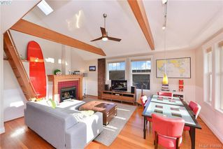 Photo 5: E 353 Linden Ave in VICTORIA: Vi Fairfield West Row/Townhouse for sale (Victoria)  : MLS®# 812014