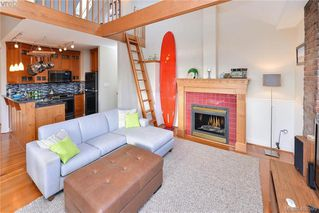 Photo 3: E 353 Linden Avenue in VICTORIA: Vi Fairfield West Row/Townhouse for sale (Victoria)  : MLS®# 408599