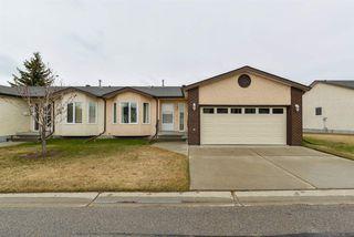 Photo 1: 61 SUNRISE Village: Stony Plain House Half Duplex for sale : MLS®# E4155745