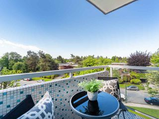 """Main Photo: 401 5926 TISDALL Street in Vancouver: Oakridge VW Condo for sale in """"OAKMONT PLAZA"""" (Vancouver West)  : MLS®# R2374156"""