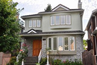 Photo 1:  in Vancouver: Home for sale : MLS®# V783851