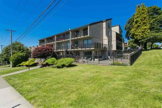 """Photo 1: 202 803 QUEENS Avenue in New Westminster: Uptown NW Condo for sale in """"SUNDAYLE MANOR"""" : MLS®# R2383909"""