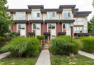 "Photo 1: 64 19477 72A Avenue in Surrey: Clayton Townhouse for sale in ""Sun at 72"" (Cloverdale)  : MLS®# R2386075"