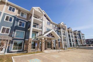 Photo 1: 422 4008 SAVARYN Drive in Edmonton: Zone 53 Condo for sale : MLS®# E4168220