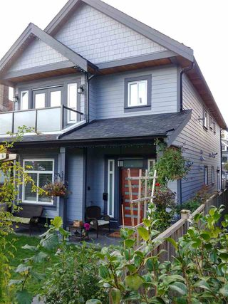Photo 1: 1815 E 15TH Avenue in Vancouver: Grandview Woodland 1/2 Duplex for sale (Vancouver East)  : MLS®# R2406217