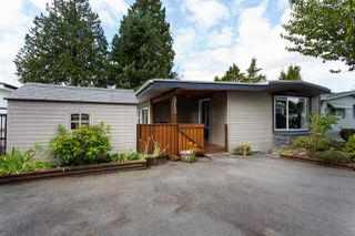 "Photo 1: 213 3665 244 Street in Langley: Aldergrove Langley Manufactured Home for sale in ""Langley Grove Estates"" : MLS®# R2420727"