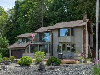 Photo 1: 3956 Bovanis Rd in BOWSER: PQ Bowser/Deep Bay House for sale (Parksville/Qualicum)  : MLS®# 830004