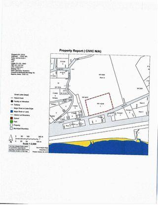 Photo 2: 26975 RIVER Road in Maple Ridge: Whonnock Land for sale : MLS®# R2440127