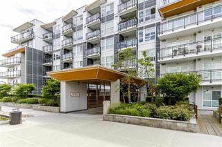 Main Photo: 601 10155 RIVER Drive in Richmond: Bridgeport RI Condo for sale : MLS®# R2441752