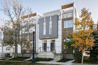 Photo 1: 1 9745 92 Street in Edmonton: Zone 18 Townhouse for sale : MLS®# E4191802