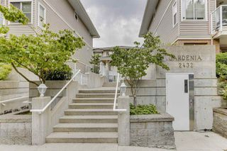 "Photo 1: 203 2432 WELCHER Avenue in Port Coquitlam: Central Pt Coquitlam Townhouse for sale in ""GARDENIA"" : MLS®# R2480052"