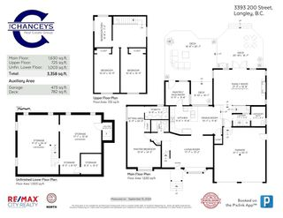 Main Photo: 3393 200 Street in Langley: Brookswood Langley House for sale : MLS®# R2498981