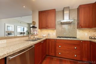 Photo 8: DOWNTOWN Condo for sale : 2 bedrooms : 700 W W E St #2405 in San Diego