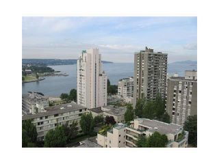 "Photo 6: 501 1250 BURNABY Street in Vancouver: West End VW Condo for sale in ""THE HORIZON"" (Vancouver West)  : MLS®# V878891"