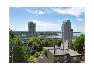 "Photo 2: 501 1250 BURNABY Street in Vancouver: West End VW Condo for sale in ""THE HORIZON"" (Vancouver West)  : MLS®# V878891"