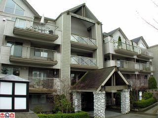 """Photo 1: 417 33478 ROBERTS Avenue in Abbotsford: Central Abbotsford Condo for sale in """"ASPEN CREEK"""" : MLS®# F1110053"""
