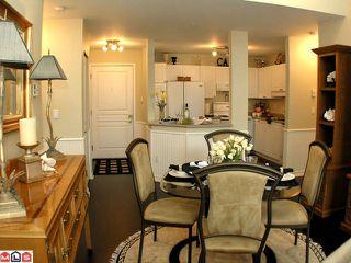 "Photo 3: 417 33478 ROBERTS Avenue in Abbotsford: Central Abbotsford Condo for sale in ""ASPEN CREEK"" : MLS®# F1110053"