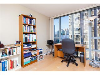 Photo 9: # 1707 950 CAMBIE ST in Vancouver: Yaletown Condo for sale (Vancouver West)  : MLS®# V1007970