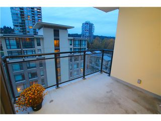 "Photo 8: 802 110 BREW Street in Port Moody: Port Moody Centre Condo for sale in ""ARIA 1"" : MLS®# V1039932"