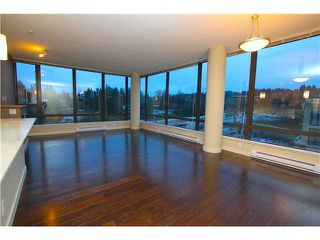 "Photo 1: 802 110 BREW Street in Port Moody: Port Moody Centre Condo for sale in ""ARIA 1"" : MLS®# V1039932"