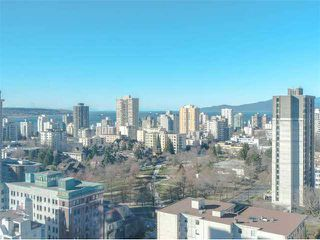 "Photo 1: 2105 1028 BARCLAY Street in Vancouver: West End VW Condo for sale in ""THE PATINA"" (Vancouver West)  : MLS®# V1046189"