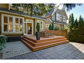 """Photo 20: 875 W 24TH Avenue in Vancouver: Cambie House for sale in """"DOUGLAS PARK"""" (Vancouver West)  : MLS®# V1057982"""