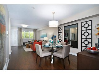 "Photo 5: 37 1268 RIVERSIDE Drive in Port Coquitlam: Riverwood Townhouse for sale in ""SOMERSTON LANE"" : MLS®# V1058135"