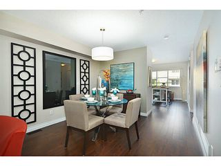 "Photo 7: 37 1268 RIVERSIDE Drive in Port Coquitlam: Riverwood Townhouse for sale in ""SOMERSTON LANE"" : MLS®# V1058135"