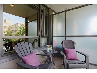"Photo 13: 215 750 W 12TH Avenue in Vancouver: Fairview VW Condo for sale in ""TAPESTRY"" (Vancouver West)  : MLS®# V1069367"
