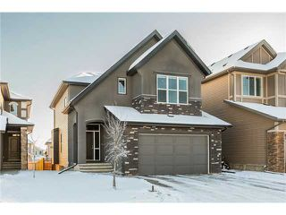 Photo 1: 130 CRANARCH Landing SE in Calgary: Cranston Residential Detached Single Family for sale : MLS®# C3643866