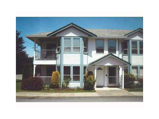 Photo 1: 1 12296 224TH Street in Maple Ridge: East Central Townhouse for sale : MLS®# V1098500