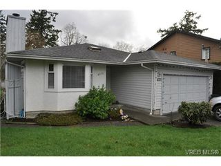 Photo 1: 4275 Wilkinson Rd in VICTORIA: SW Northridge Single Family Detached for sale (Saanich West)  : MLS®# 691440