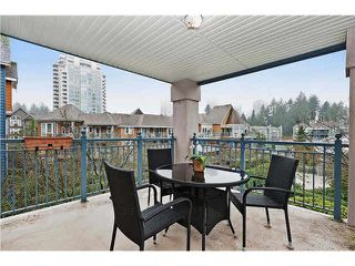 "Photo 1: 315 1190 EASTWOOD Street in Coquitlam: North Coquitlam Condo for sale in ""LAKESIDE TERRACE"" : MLS®# V1104128"