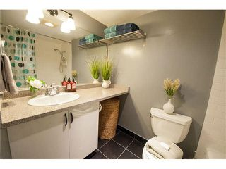 "Photo 9: 408 65 FIRST Street in New Westminster: Downtown NW Condo for sale in ""KINNAIRD PLACE"" : MLS®# V1104914"