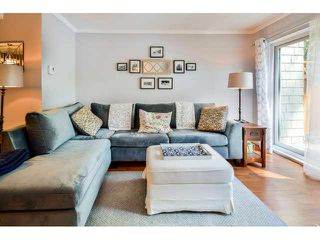 "Photo 3: 8144 LAVAL Place in Vancouver: Champlain Heights Townhouse for sale in ""CARTIER PLACE"" (Vancouver East)  : MLS®# V1120866"